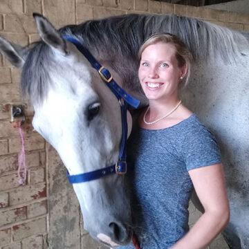 Olivia Joins Team HorseHage & Mollichaff
