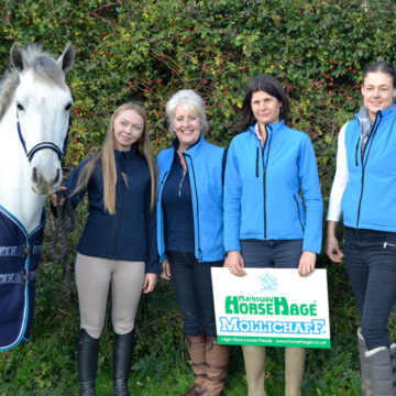 Emma Alcorn Chosen as HorseHage & Mollichaff's New Brand Ambassador