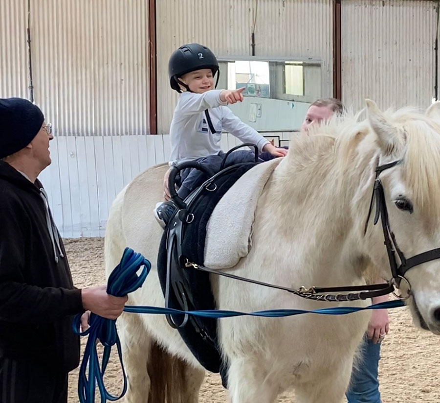 HorseHage Supports Calon RDA Group